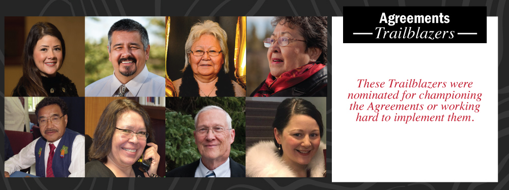 Yukon Agreements Trailblazer Contest