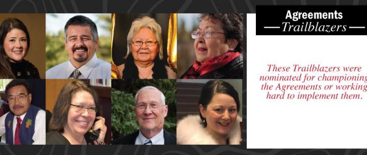 Yukon Agreements Trailblazer Contest