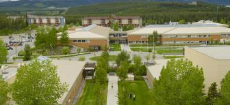 Yukon College: Ayamdigut Campus (Photo: archbould.com)
